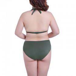 plus-size-halter-bikini-set