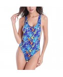 Anchor Print One Piece Swimsuit