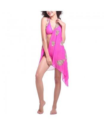 Multiway Leopard Cover Up Dress