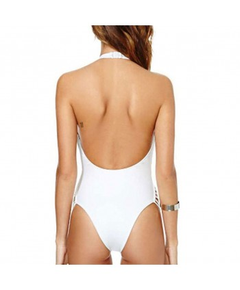 Strappy Cut Out One Piece Swimsuit