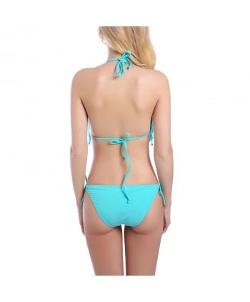 tassel-halter-bikini-set