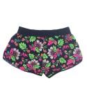 Floral Print Beach Shorts