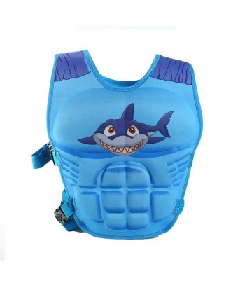 Cartoon Fish Child Swim Vest Trainer