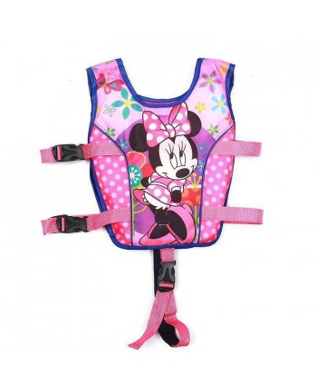 Cartoon Mouse Spiderman Kids Swim Vest Life Jacket
