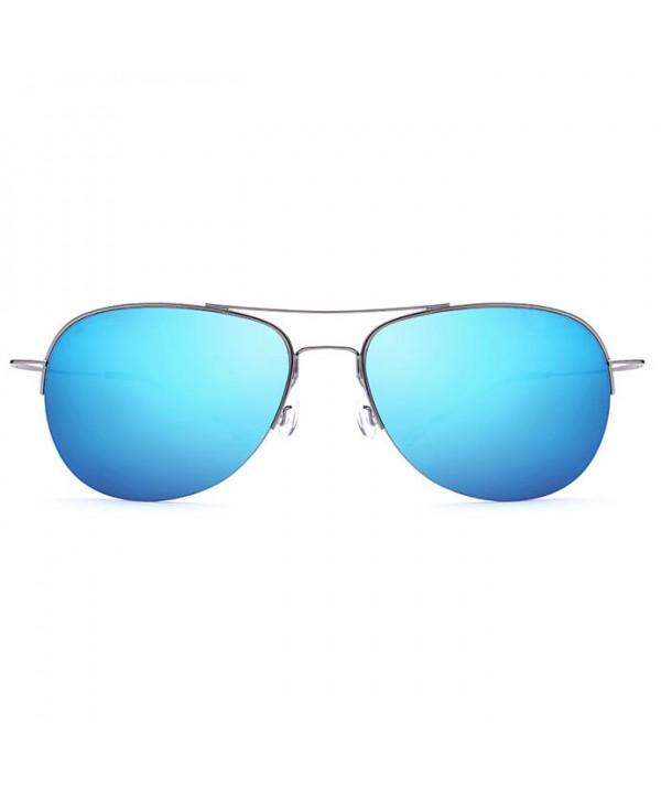 Unisex UV400 Pilot Sunglasses