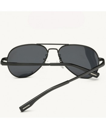 Kids Aviator Mirror Polarized Sunglasses