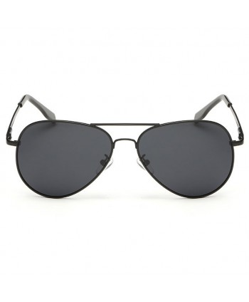Unisex Aviator Mirror Polarized Sunglasses