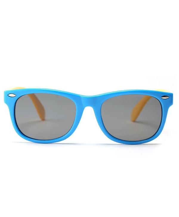 Kids Silicone Polarized Sunglasses
