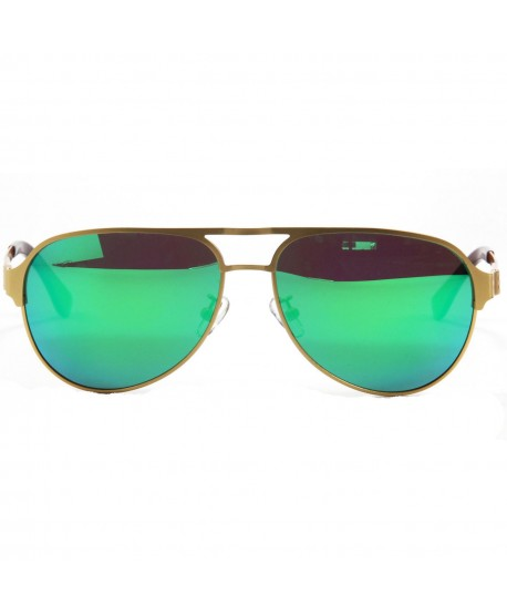 Women Polarized Pilot Tinted Sunglasses