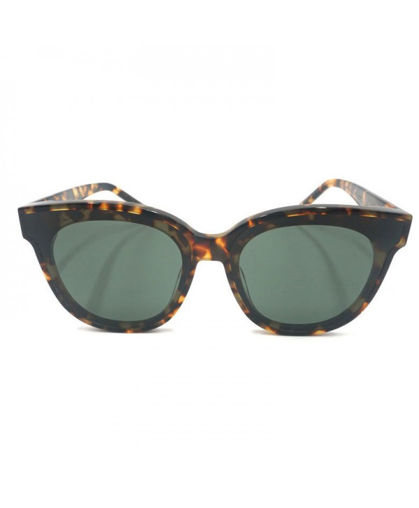 Women Tortoise Cat Eye Sunglasses