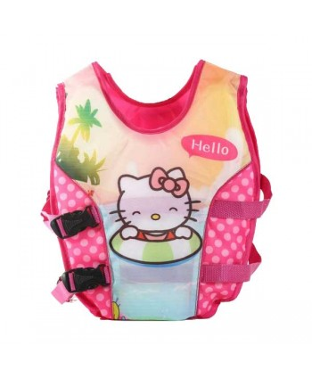 Cartoon Children Float Vest Swimming Training Jacket
