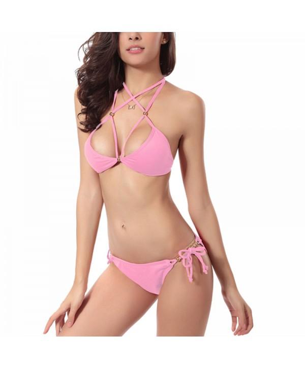 Multiway Strappy Bikini Set
